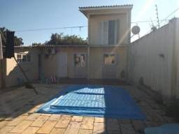 Casa com 3 dormitórios à venda, 76 m² por R$ 212.000,00 - Passo do Feijó - Alvorada/RS