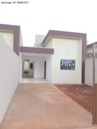 Casa para Venda em Várzea Grande, Jardim Eldorado, 2 dormitórios, 1 banheiro, 2 vagas