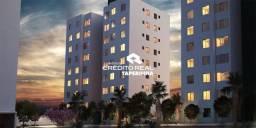 Apartamento à venda com 1 dormitórios em Pinheiro machado, Santa maria cod:12821