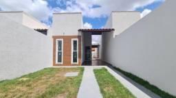 Casa pronta para morar - 3 Quartos - Entrada facilitada