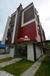 Apartamento à venda com 1 dormitórios em Nossa senhora medianeira, Santa maria cod:10781