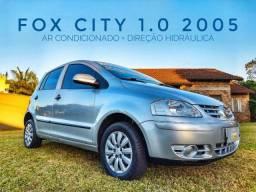 Fox City 1.0 Mi Total Flex 8V - Ar-condicionado