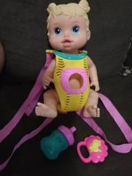 Baby alive original. Com acessórios de outra mais vai junto.
