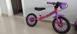 Bicicleta Aro 12 sem pedal