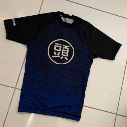Rash Guard Azul - Atama - P