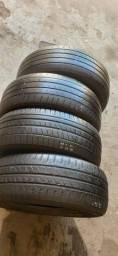 4 pneus 195 55 15