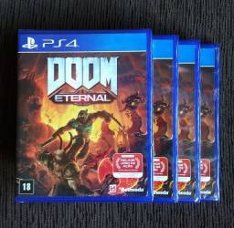 Doom Eternal - PS4 (Lacrado)
