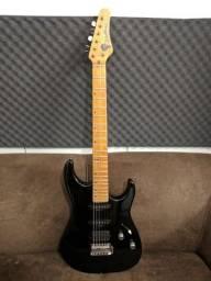 V/T Guitarra Washburn Lyon Series