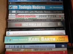 Livros de teologia/evangélicos diversos