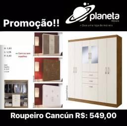 Roupeiro Cancún promoção // antiguidades