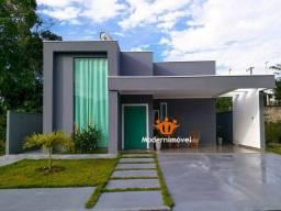 Casa Moderna na Reserva do Parque - ampla garagem - Pronta entrega