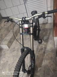 Bike donwhill