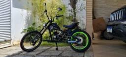 Moto Mini Chopper (Harley) Motorizada