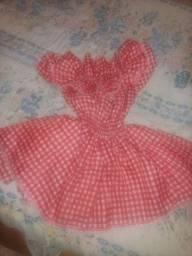 Vestido caipira GG