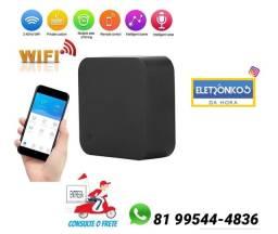 Controle Remoto Inteligente Universal Smart Wi-fi Com Infravermelho IR Wifi  só zap