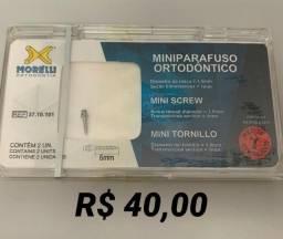 Miniparafuso ortodôntico