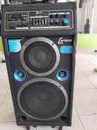 Caixa amplificadora Lenoxx CA 316