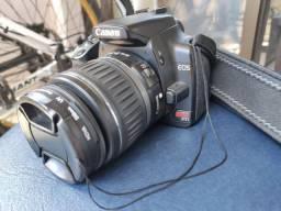 Camera DSRL Canon EOS Rebel XTi (somente venda)