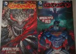 Revista Formato Americano - Superman (Condenado)