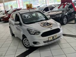 FORD KA SE 1.0 MANUAL PRATA 2015