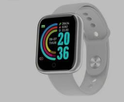 Smartwatch D20 TOP!! ÓTIMO PARA PRESENTEAR QUEM VOCÊ AMA