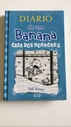 """Diario de um Banana 6 """"Casa Dos Horrores""""(usado)"""