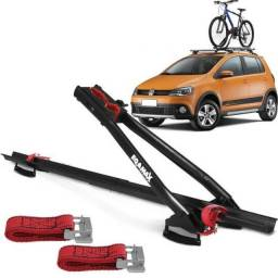 Rack de teto para Fox de 2003 a 2014 4 portas PROJECAR + bike teto EQMAX usado