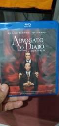 Advogado do diabo Blu-ray Seminovo