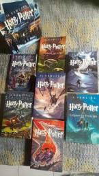 Box Harry Potter - 7 Volumes - Capa comum