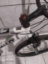 Título do anúncio: Bicicleta de alumínio