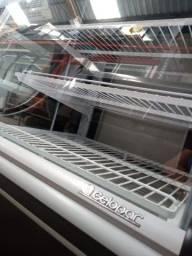 Balcão refrigerado Gelopar Pronta entrega 1,40cm