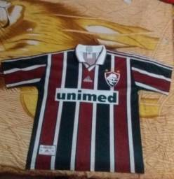 vendo camisa do Fluminense ano 1995 em ótimo estado de conservação...