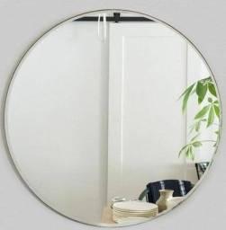 Espelho redondo 75cm