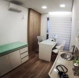 Clínica - consultório médico - para alugar