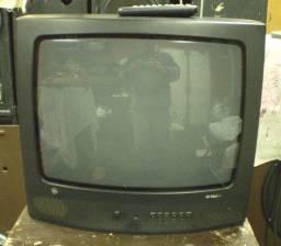 Televisor antigo de tubo GE mod. 20GE00. - 200 -