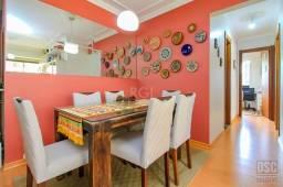 Apartamento à venda com 3 dormitórios em Jardim carvalho, Porto alegre cod:EV4667