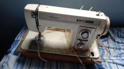 Máquina de costura da Elgin Zig zag Elgin