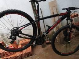 Bicicleta Oggi Hacker Hds Toda revisada 5 meses de uso