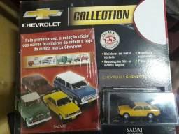 Carrinho coleção Chevrolet