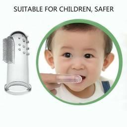 Escova de dedo para criança