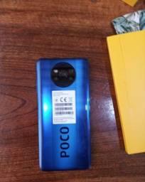 Xiaomi Pocophone X3 Blue