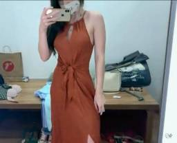 Vestido novo Renner