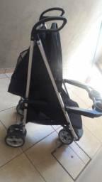 Carrinho de bebê cosco 3 rodas
