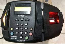 Relógio Ponto Biométrico Henry Prisma E
