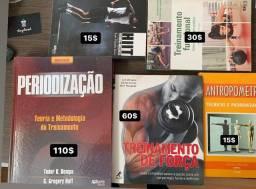 Livros de Educação física bacharel