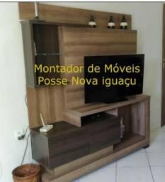 Montador de Móveis Posse-Cerâmica-Ponto Chic-Ambaí-Nova América