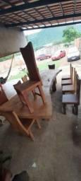 Mesa 12 cadeiras