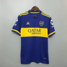 Camisa Boca Jrs 2021