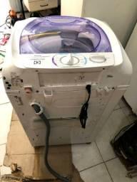 Máquina de lavar e refrigeração
