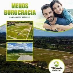 Lotes em Maranguape Com Parcelas Apartir de 203,97  Vista Para Serra